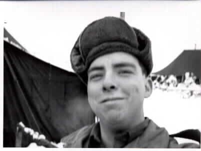 Intantry Platoon Sergeant Age 19