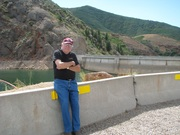 JT at East Canyon Resevoir