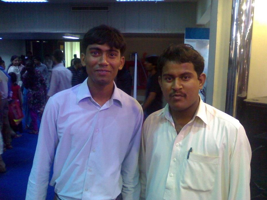 Qadeer Mangrio & Inam Bhutto IT Expo Centre Karachi 2008 (10)