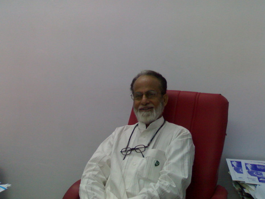 Syed Muhammad Nasir Ali - Press Sec. BMU