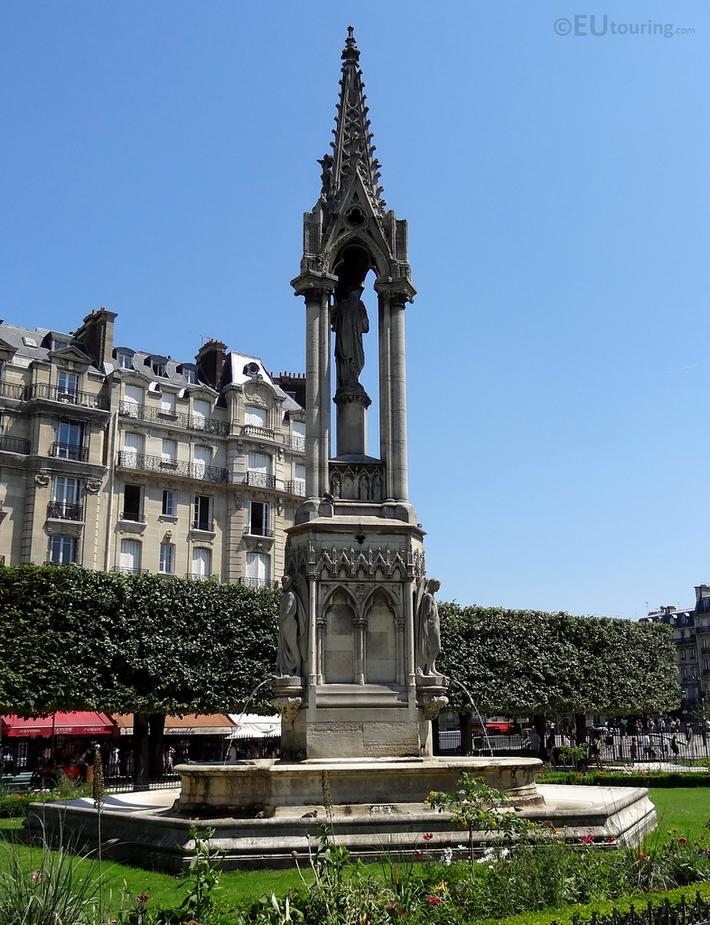 Fountain of the Virgin
