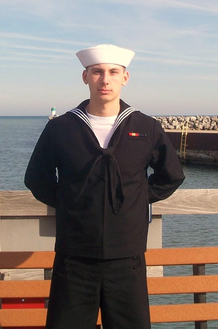 Great Lakes Boot Graduation