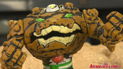 Ben 10 Omniverse Gravattack and Khyber Toys