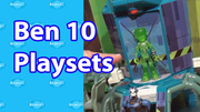 Ben 10 Playsets for 2013
