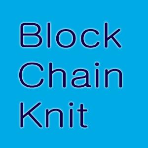 Blockchainknit- Global Blockchain Network Logo