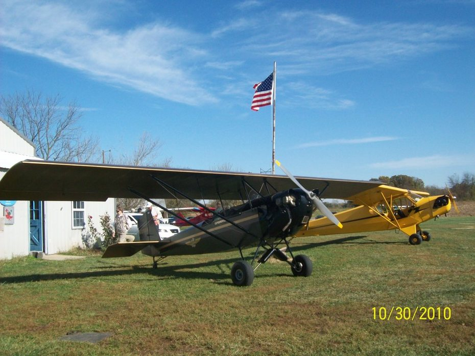Porterfield Flying Dutchman