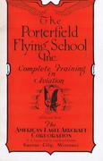 Porterfield flying school