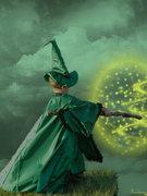 Stormy Wizard