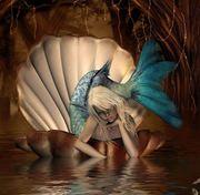 Mermaids in love