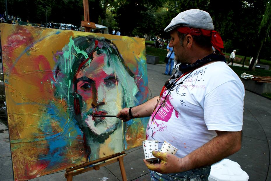 International Art Symposiumin Istanbul