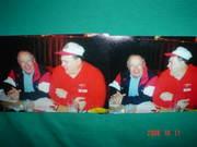 Coach Earl Bruce  at Bucksline 1998