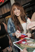 Miley Cyrus Original Photo