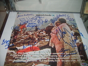 woodstock signed by 17PSA/DNA
