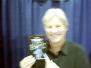 Bruce Boxleitner Signed DVD Cover