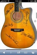 Eagles guitar