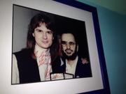 Ringo & Me Atlantic City Backstage 1995