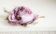 Silk vintage rose