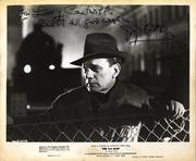 The Third Man 1949 Joseph Cotten Vintage Signed Still