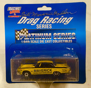 #20-42, Bill Maverick Golden, Signed, Racing Collectable, Dodge, B.P.,