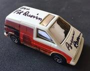 #21-43, Illinois Governor, Bruce Rauner, Patt Quinn, signed, Hot Wheels (The White House Car)
