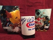 #32-3, NASCAR, Matt Kenseth, Kat Tesdale, Signing, Kraft, One Company, Cup