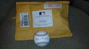 Commissioner Manfred signed baseball