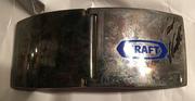 #9-38, NASCAR, Matt Kenseth, Signed, KRAFT, Brass, 2-Picture Holder,