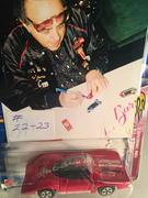 #22-23, Hollywood, George Barris, Signing, ERTL, Hardcastle and McCormick, Coyote, 1/64 scale, die cast, Loose,