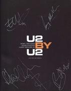 U2 Signed Book