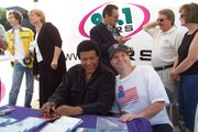 Me and Chubby Checker