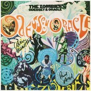 The Zombies Odessey And Oracle signed LP cover