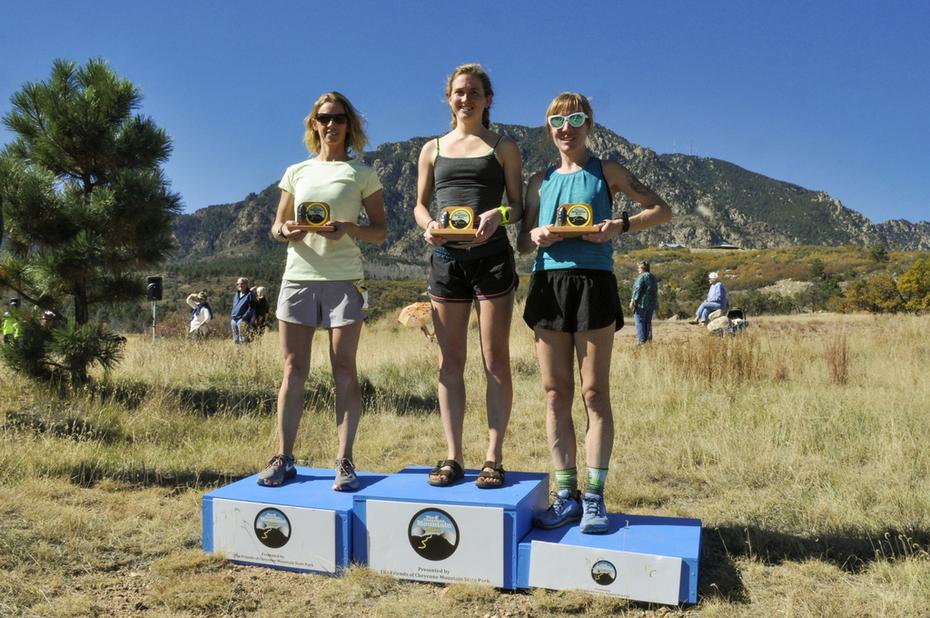Women ½ Marathon Winners