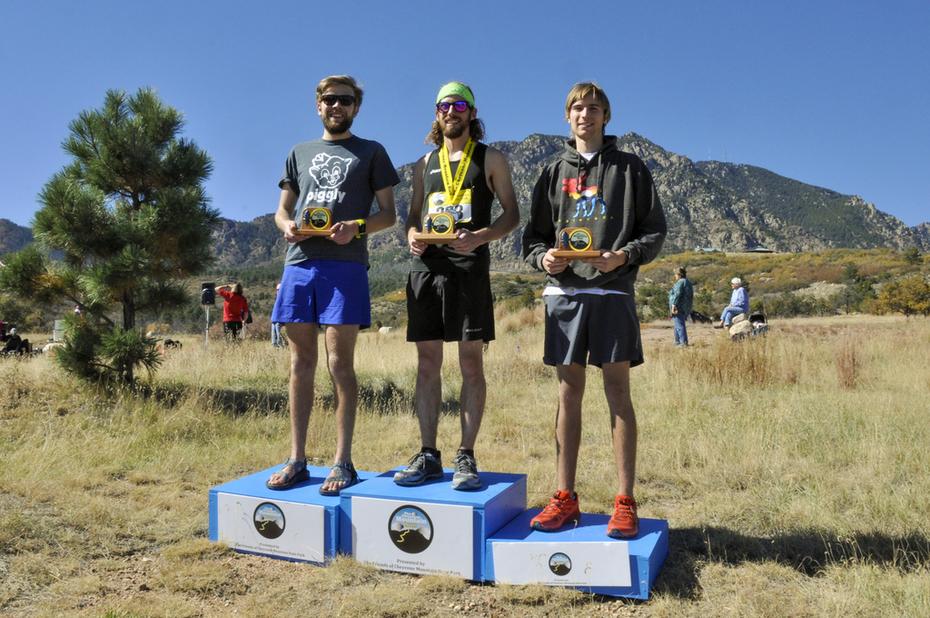 Men ½ Marathon Winners