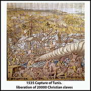 1535 Capture of Tunis