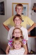 David, Ryan, Alicia, and Sydney 10/04