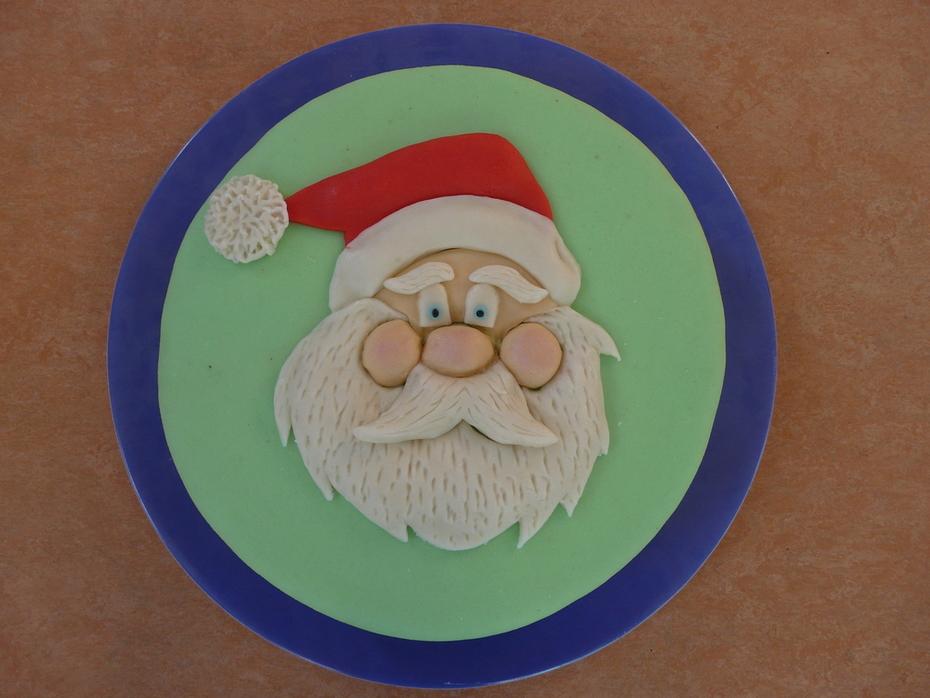 Kersttaart 2008