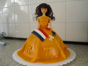 Koninginnedag Barbie!!!!