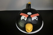 Angry bird bom