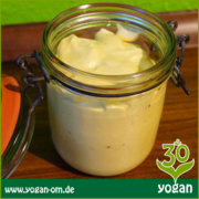 Vegane Mayonnaise selbstgemacht
