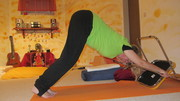 yoga with props 004