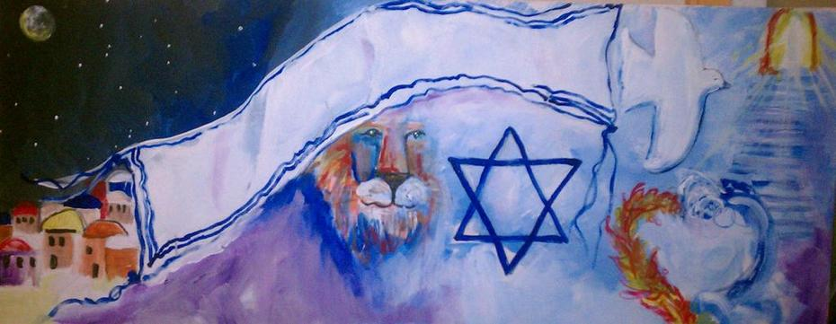 NIGHT AND DAY PRAY FOR JERUSALEM