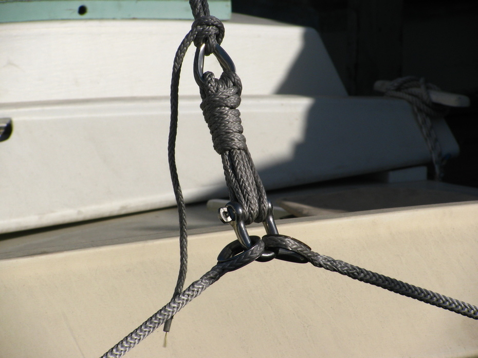 Forestay/Bridles