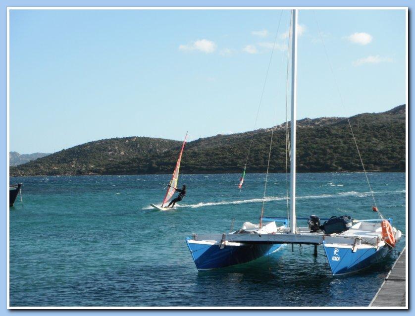 Tiki 21 Itaca - windsurfing