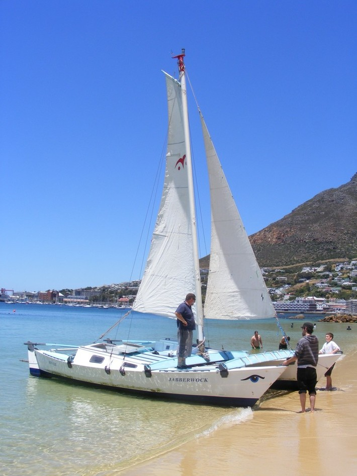 Beached at Simonstown - 2