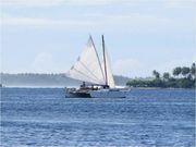life and sailing on a wharram part 2