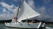 life and sailing on a wharram