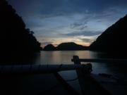 "Evening at the ""Gorge"" Langkawi"