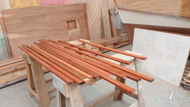 Tiki 38 deck panels (33)