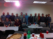 OrlandoJUG ::: The Crew at the March 2014 meeting