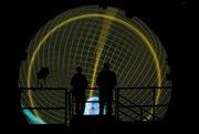IAIA Digital Dome at 90 degrees